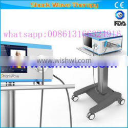 BS-SWT5000 Air Compressed Pain Relieve Electronic Pulse Shockwave Therapy Machine