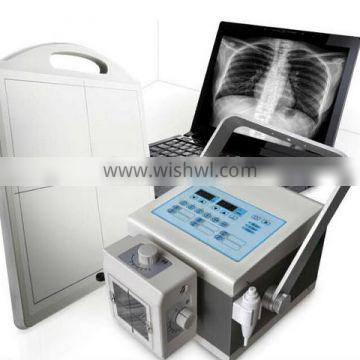Digital portable veterinary high frequency x ray system for animal hospital