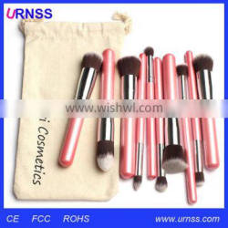 2016 New products oem private label make up brush sets make up sets, make up brushes, beauty makeup tools