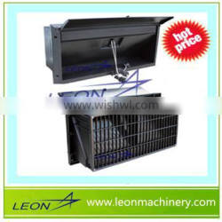 Leon brand ABS plastic air inlet for poutlry farm fresh air