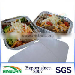 Food Packaging Use Aluminium Foil Containers