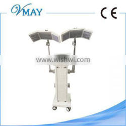 Led Facial Light Therapy Machine Skin Rejuvenation PDT Led Light Acne Removal Beauty Machine With Double Handles VL60
