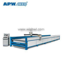 Cheap price of cutting machine for glass with water jet