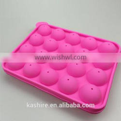wholesale Lollipop silicone chocolate mould,cake mould,soap mold