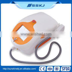 CE approved best-selling starlight 808nm diode laser galaxy for fast hair removal
