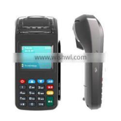 Handheld POS Terminal with Powerful Abundant Data Collecting Methods