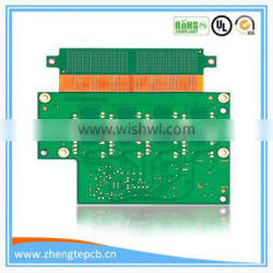 Quality Hand four layers Immersion Nickel electronic Circuit Board