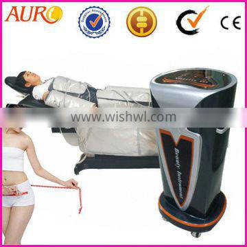 AU-7009 Multifunctional lymphatic drainage air pressure pressotherapy detox slimming machine