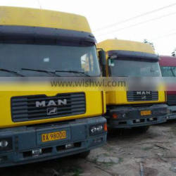 MAN Mixer Truck From Germany