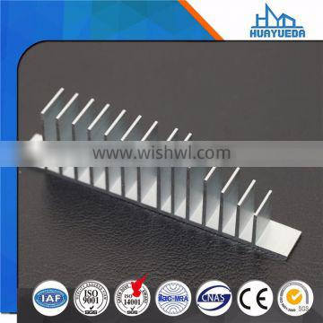 Mill Aluminum Alloy Heat Sink Profiles China Supplier