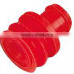 silicone waterproof plugging Red 281934-3