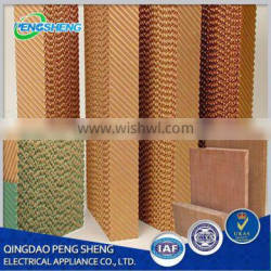 High Effiency Cooling Pad/Evaporative Cooling Pad For Green/Poultry House/Industry