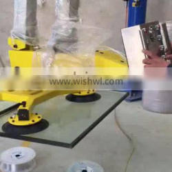 Double glass lifting machine for sale