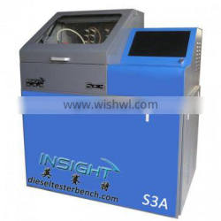 injection test and cleaning equipment S3A Test Stand