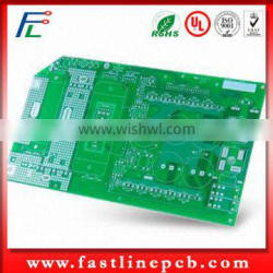 Fr4 PCB double sided protoboard