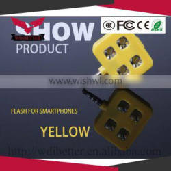 Hot Selling LED Camera Flash For Smartphones,Tablets And Cameras