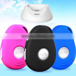 waterproof Mini Personal GPS Tracker with SOS call / Long Life Battery child gps tracker
