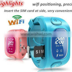 Hottest sale Smart Watch for Android Bluetooth Kids with GPS/GSM/Wifi smart watch