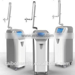 2016 Dermatology RF Tube Fractional CO2 Laser With Vaginal Tightening Heads
