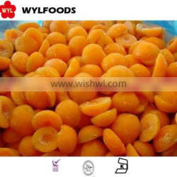 price for frozen apricot halves 2015 china
