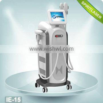 Screen Logo Customized ipl hair removal, ipl hair removal machine, ipl rf nd yag hair removal machine