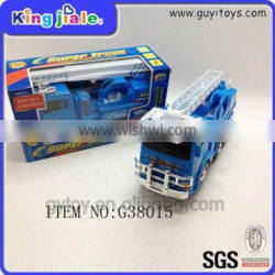 Made in China superior quality fire truck toy