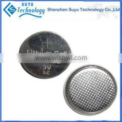 cr2030 battery/button cell cr1820 battery/cr2340 3v lithium battery for shenzhen suyu battery