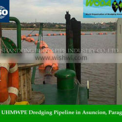 Floating Discharging Pipes