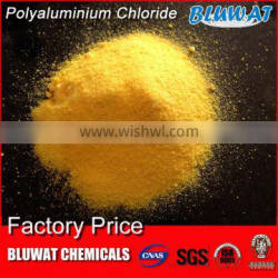 Yellow Powder 30% PAC for Industrial Wastewater Treatment