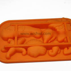 Mini Ice Cube Trays Silicone Mold For Chocolate