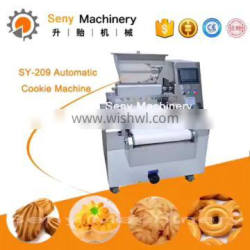 Commercial high quality cookies filling molding machine