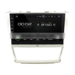 """Support original car rear camera and amplifier and USB android 5.1.1 car stereo system for 10.1"""" CAMRY 2007-2011"""