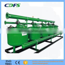 CDFS high quality pressure sand filter for water treatment