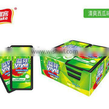 Yake 21g extra strong mint candy