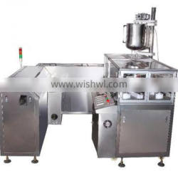 20000 granules/hour pharmaceutical suppository production line