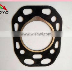 agricultural machinery spare parts diesel engine part single cylinder S195 head gasket