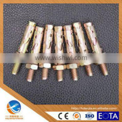 AOJIA China supplier,antiskid shark fin anchors YZP sleeve anchor, manufacturing,high quality and good exporter in china