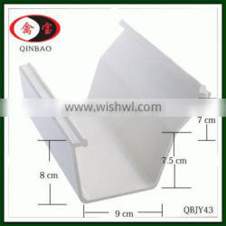 Wholesale Good Price Feed Trough For Chicken Plastic Livestock Feed Wave Troughs