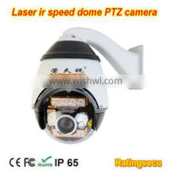 720P Megapixel IP camera with 18X zoom speed dome PTZ camera