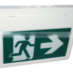 CET-110 Australian SAA Approved maintained emergency exit sign board