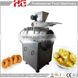 Stainless steel complete automatic donut production line