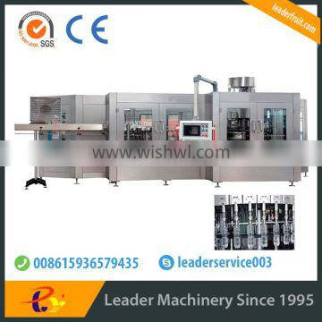 Leader full automatic puried water sealing system