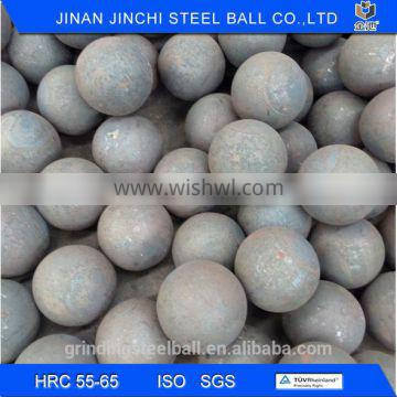 reliable quality forged steel ball with reasonable price