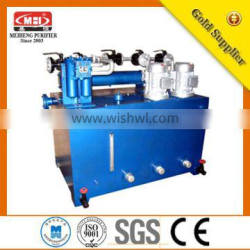 XYZ-6G Thin Oil Lubrication Station fine water purification system