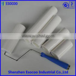 cleanroom lint sticky cleaning silicon roller