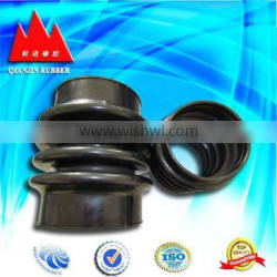 180mm molded rubber bellow for tamping rammer