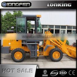 LG820E Lonking brand new style 1 ton tractor loader for sale with low price