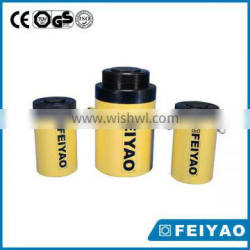 CLL-4006 400tons 150mm stroke single acting mechanical lock nut hydraulic ram