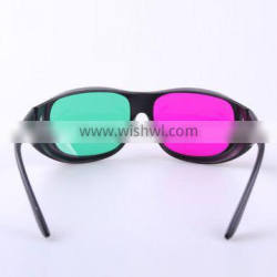 HOT customized 3D glasses China for movie and game