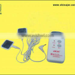 portable/min TENS/ems Massager EA-737B at cheapest price ever$5/set,CE certification,iso 13485,iso9002